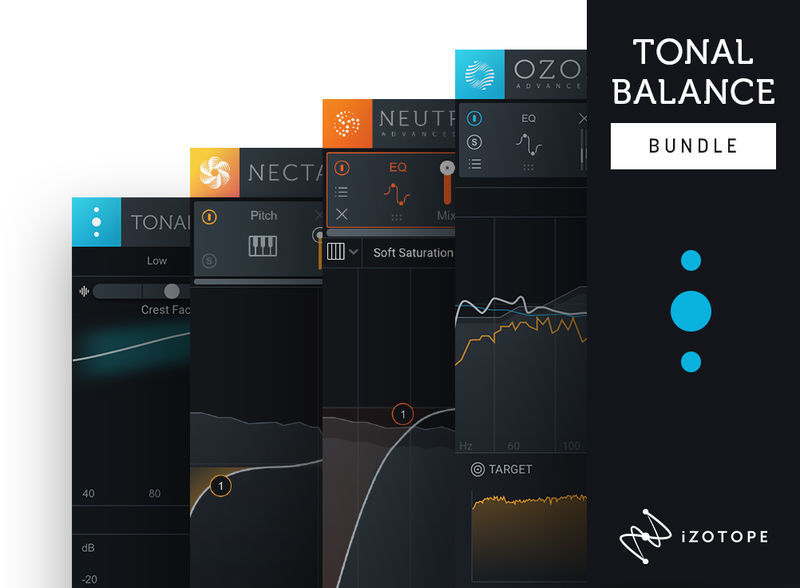 iZotope Tonal Balance Bundle EDU