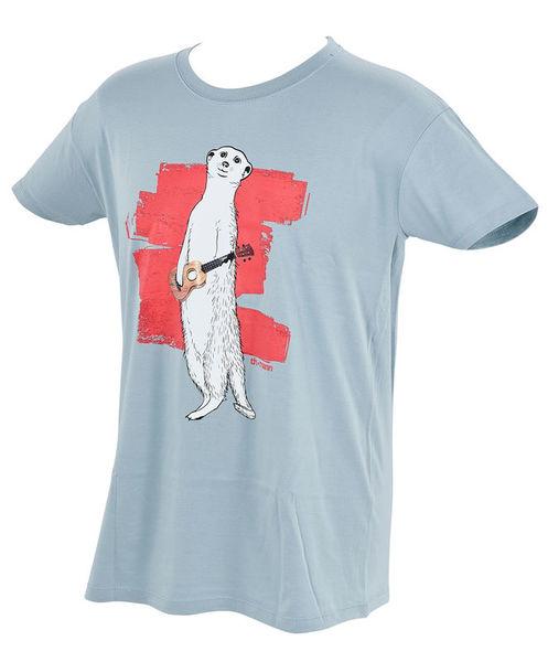 Thomann Ukulele-Meerkat T-Shirt XL