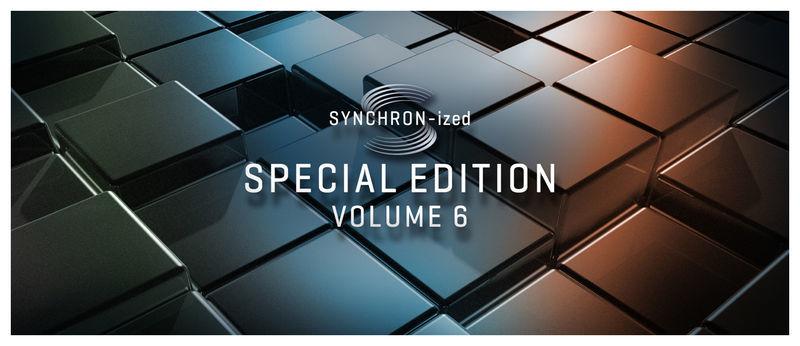 VSL Synchron-ized SE Volume 6