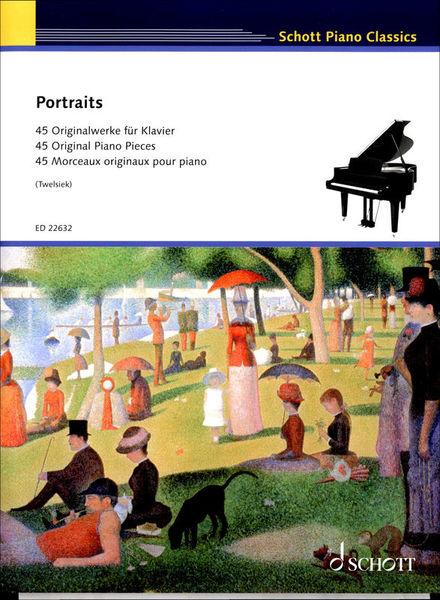 Schott Portraits
