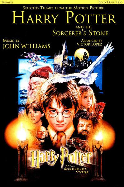 Alfred Music Publishing Harry Potter Sorcerer Trumpet