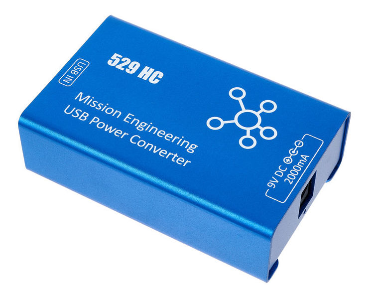 Mission Engineering 529 HC USB Pedal Power Basic