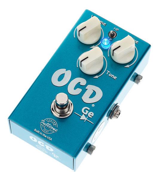 Fulltone Custom Shop OCD-GE Overdrive