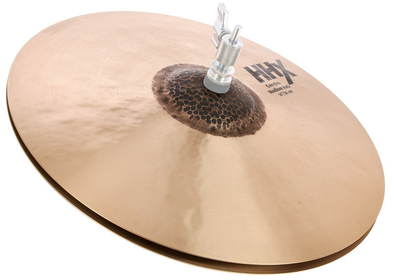 "Sabian 14"" HHX Complex Medium Hi-Hat"