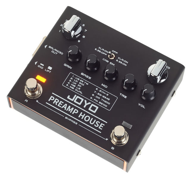 Joyo Preamp House R-15
