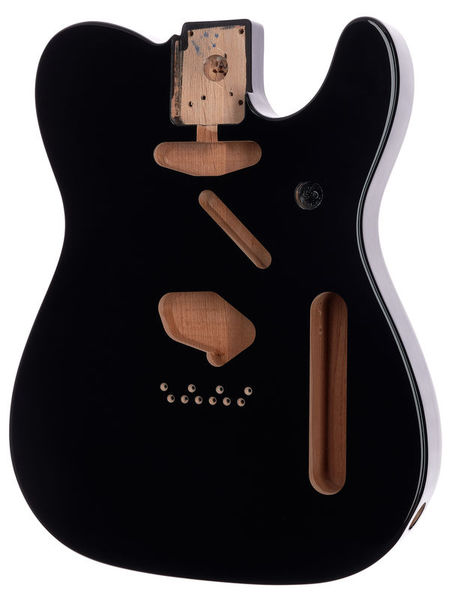 Fender Body Alder Tele VIN BR BLK