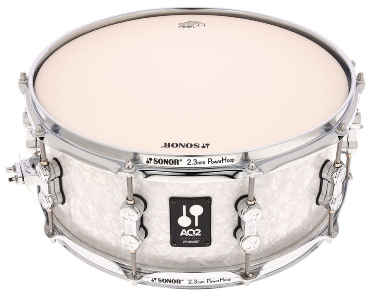 """Sonor 14""""x06"""" AQ2 Snare Drum WHP"""