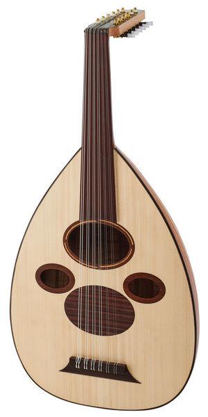 Thomann AOU-03 Arabic Oud with Case