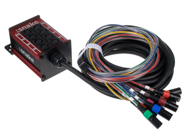 pro snake 810-SB Multicore