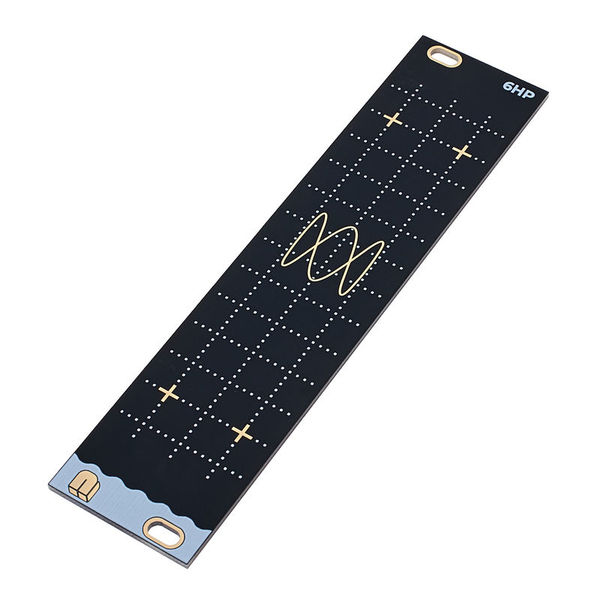 NANO Modules 6HP Blank Panel