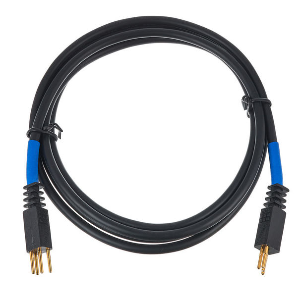 Ghielmetti Patch Cable 3pin 180cm, bl