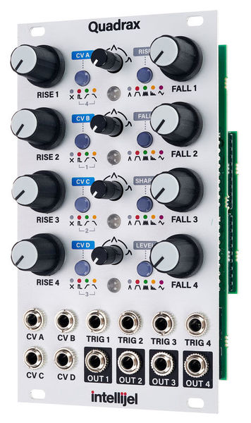 Intellijel Designs Quadrax