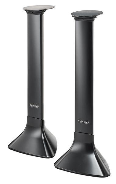 Millenium Monitor Stand Black