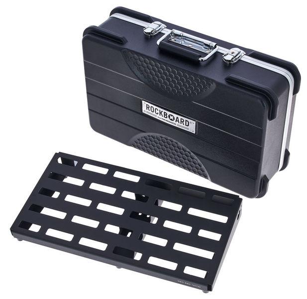 Rockboard Pedalboard w. ABS Case3.0