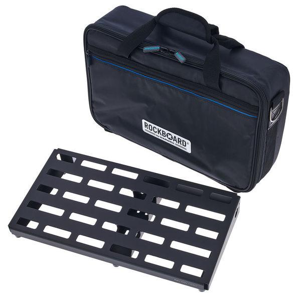 Rockboard Pedalboard w. Gig Bag TRES 3.0