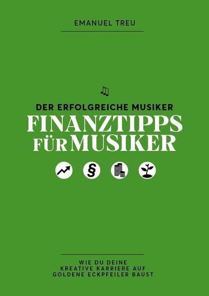 Emanuel Treu Finanztipps for Musiker