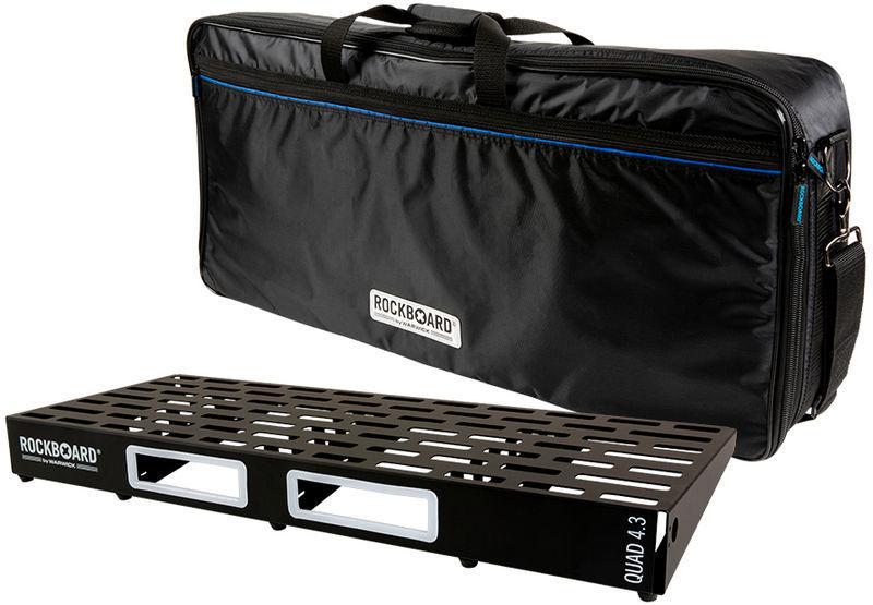 Rockboard Pedalboard with Gig Bag 4.3