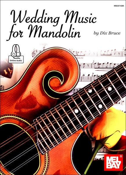 Mel Bay Wedding Music For Mandolin