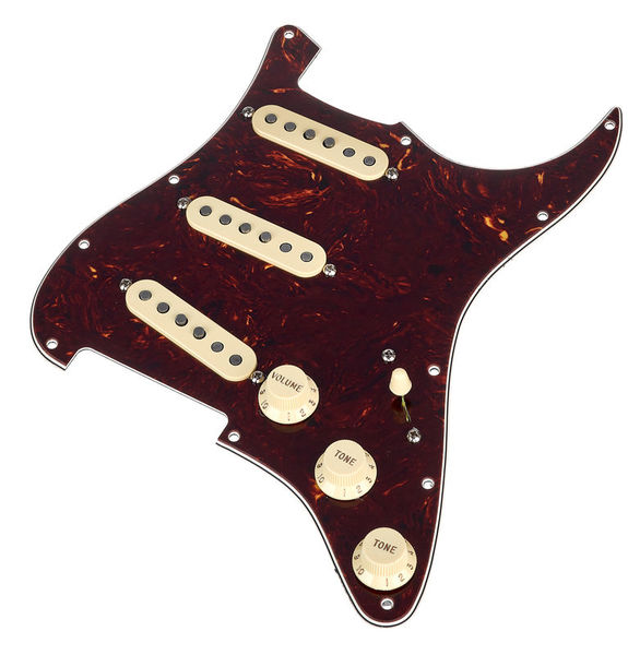 Fender Pre-Wired ST Pickguard 69 TS