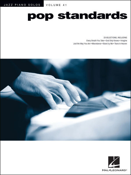Hal Leonard Jazz Piano Solos Pop Standards