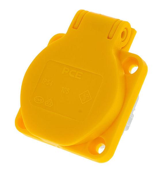 PCE 105-0e S-Nova Socket Yellow