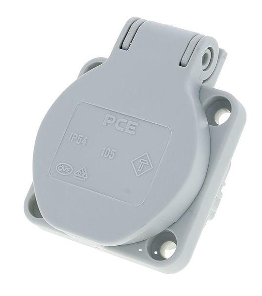 PCE 105-0g S-Nova Socket Grey
