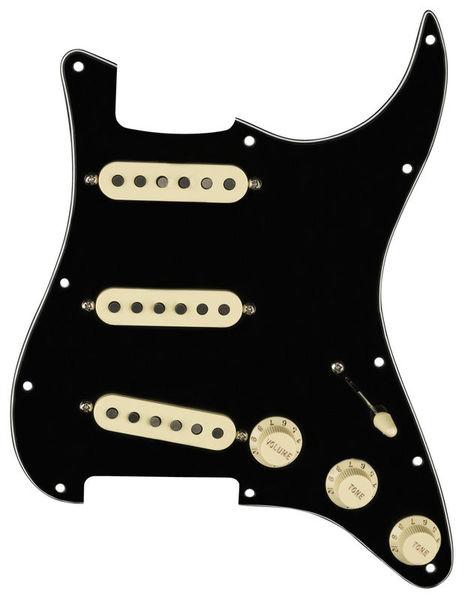 Fender Pre-Wired ST PG Tex-Mex SSS BK