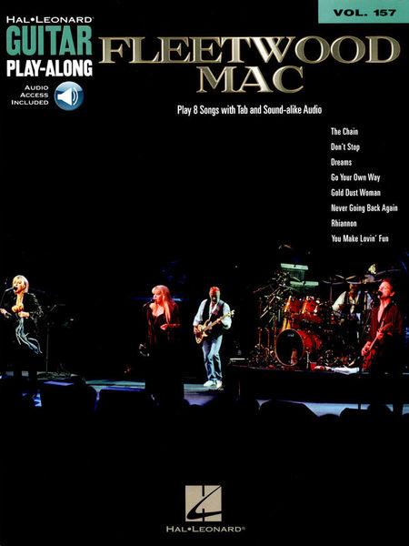 Hal Leonard Guitar Play-Along Fleetwood
