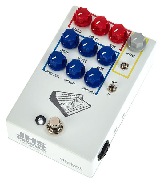 JHS Pedals Colour Box V2 Preamp / EQ