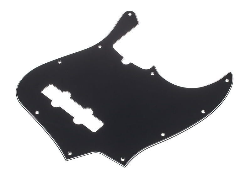 dAndrea J-Style Pickguard S BK