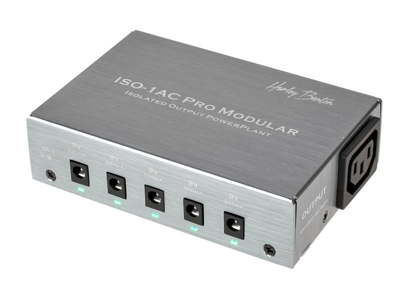 Harley Benton PowerPlant ISO-1AC Pro Modular