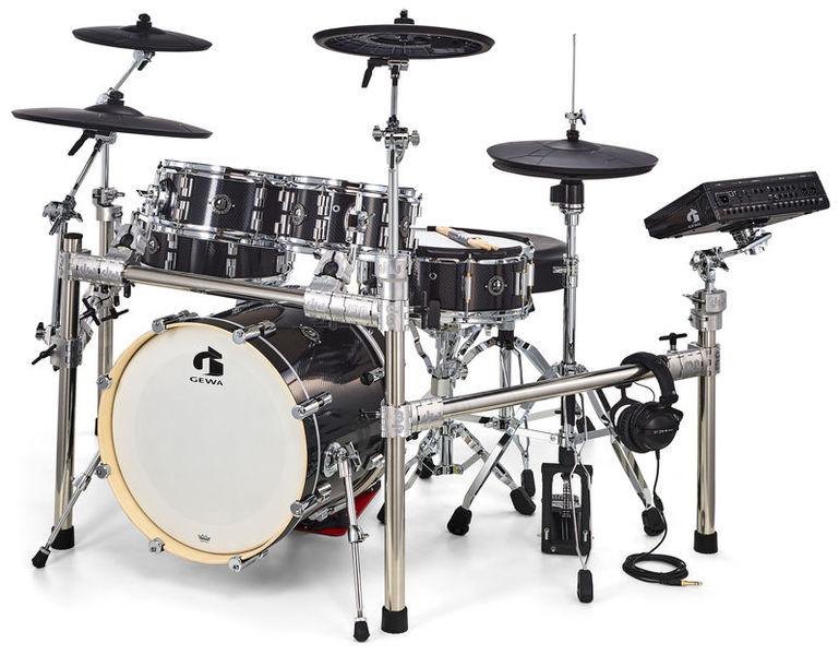 Gewa G9 E-Drum Set Pro C5 Bundle