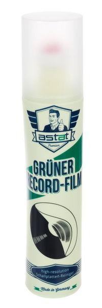 astat Premium Grüner Record-Film