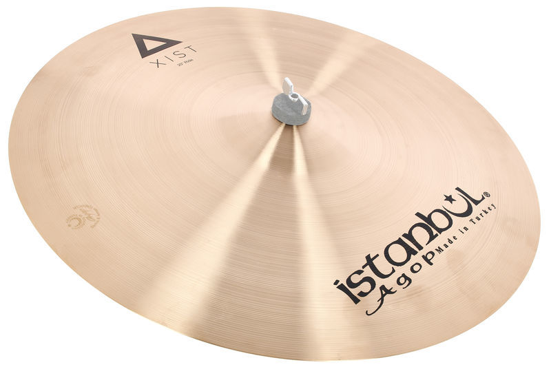 """Istanbul Agop 20"""" Xist Ride Natural"""