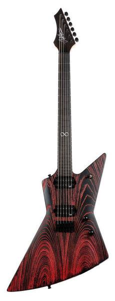 Chapman Guitars Ghost Fret Pro Bad Blood Ltd.