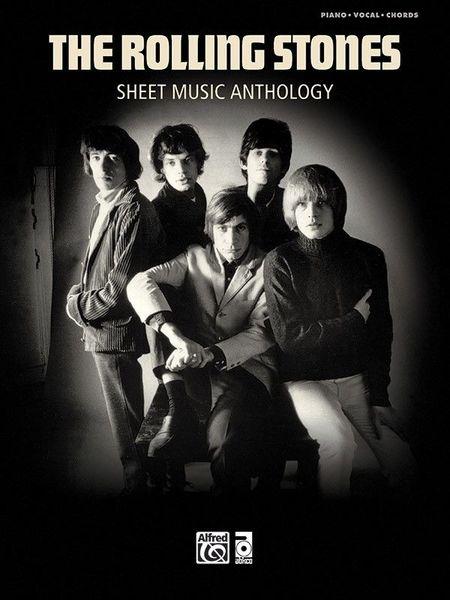 Alfred Music Publishing Rolling Stones Sheet Music
