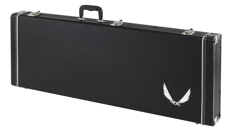 Dean Guitars DLX Hard Case 6 Inline & Cadi