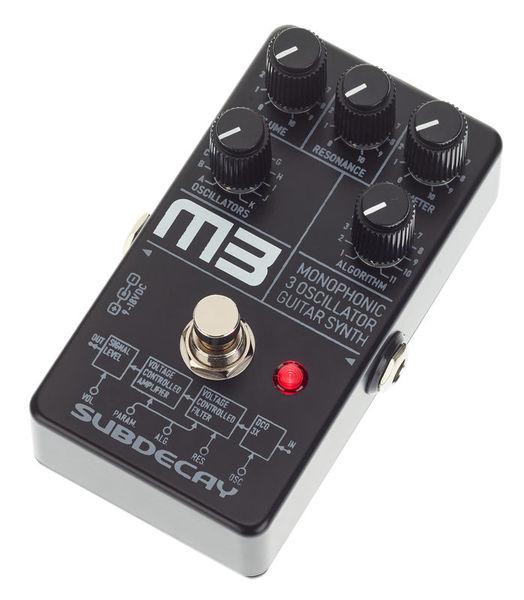 Subdecay M3 Mono Guitar Synthesizer Thomann Belgie