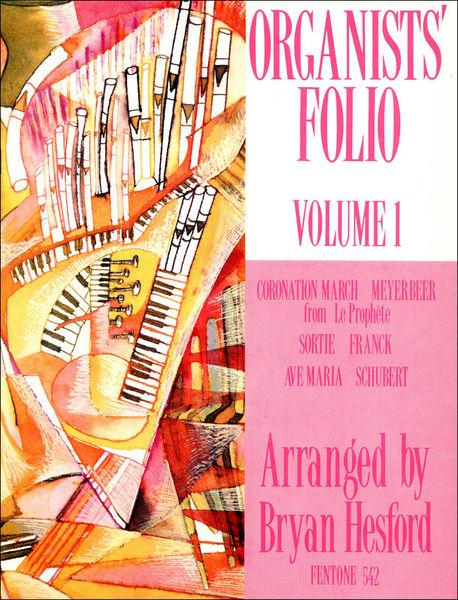 Fentone Music Organists' Folio Volume 1
