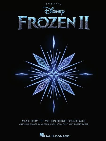 Hal Leonard Frozen II Easy Piano