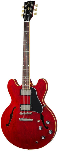 Gibson ES-335 Dot 60s Cherry