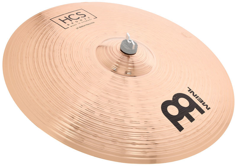 "Meinl 20"" HCS Bronze Med. Heavy Ride"
