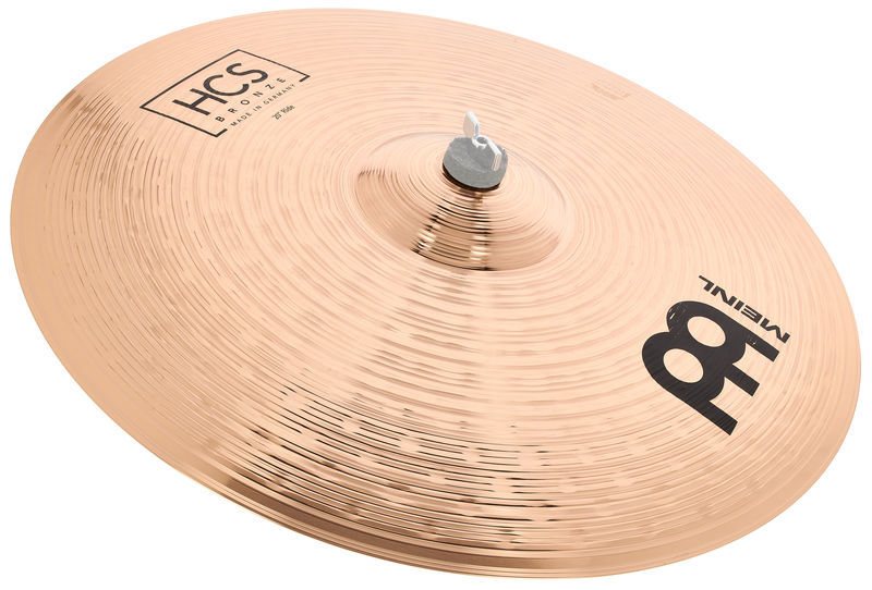 "Meinl 20"" HCS Bronze Ride"