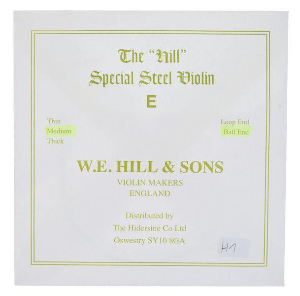 W.E. Hill & Sons E-String 4/4 Medium BE