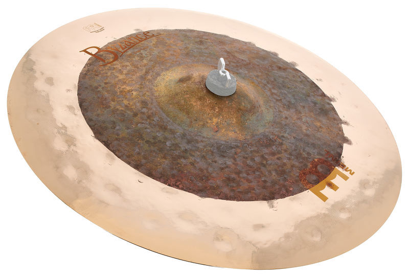 "Meinl 19"" Byzance Dual Crash"