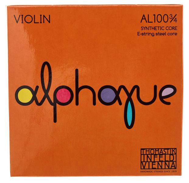 Thomastik AL100 Alphayue Violin 3/4
