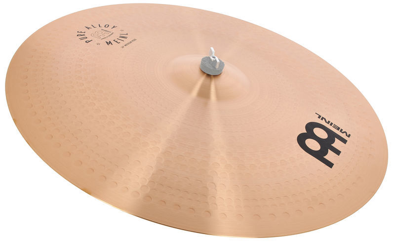"Meinl Pure Alloy 24"" Medium Ride"