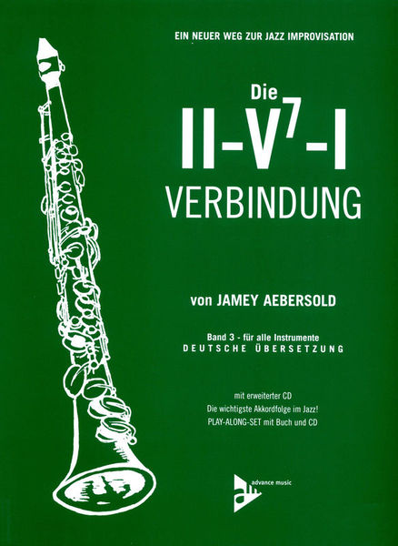 Advance Music Aebersold II-V7-I Verbindung