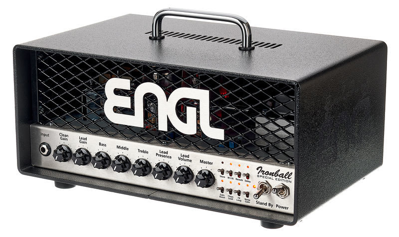 Engl E606 Ironball Head 20 SE