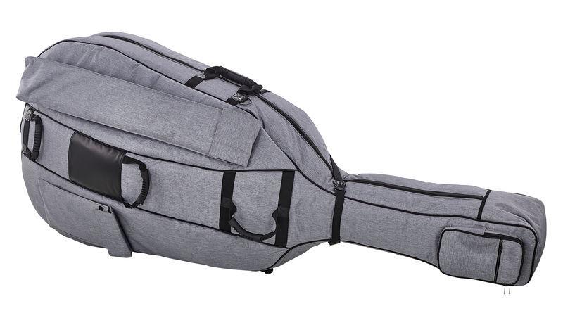 Roth & Junius GreyLine Double Bass Bag 1/4